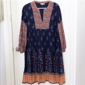 Super soft boho dress